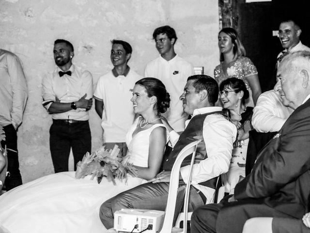 Le mariage de Thomas et Bérénice à Créon, Gironde 112