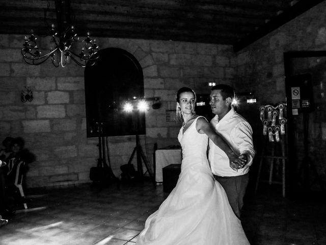Le mariage de Thomas et Bérénice à Créon, Gironde 127
