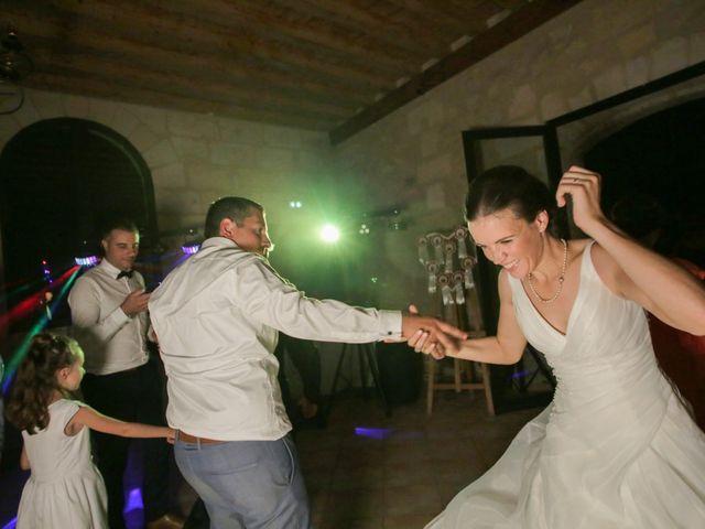 Le mariage de Thomas et Bérénice à Créon, Gironde 130