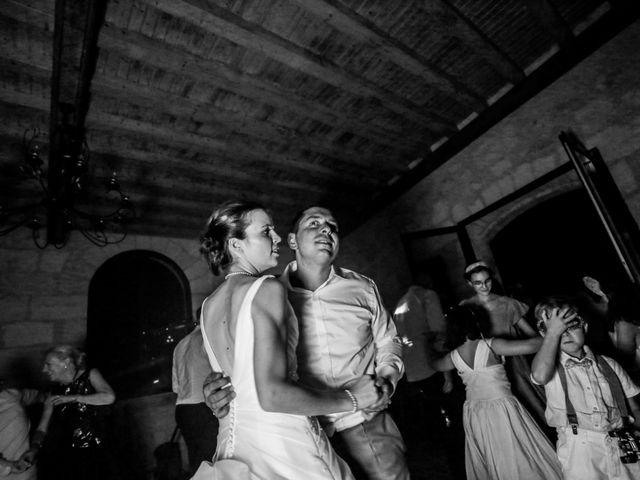 Le mariage de Thomas et Bérénice à Créon, Gironde 132