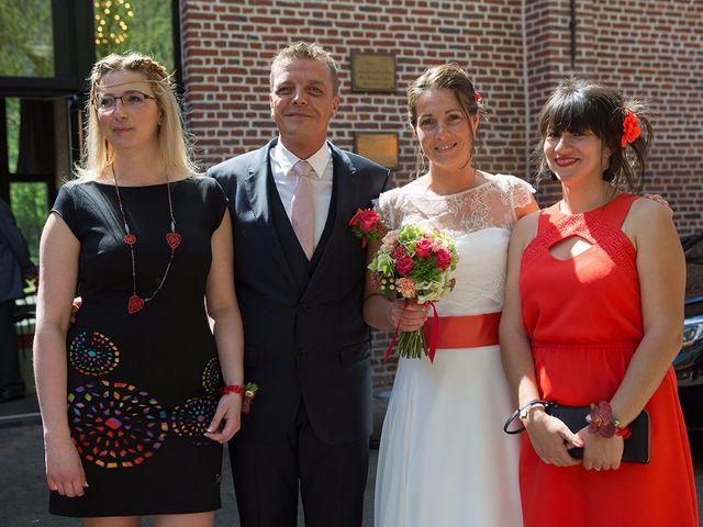 Le mariage de Quentin et Pauline à Pont-à-Marcq, Nord 2