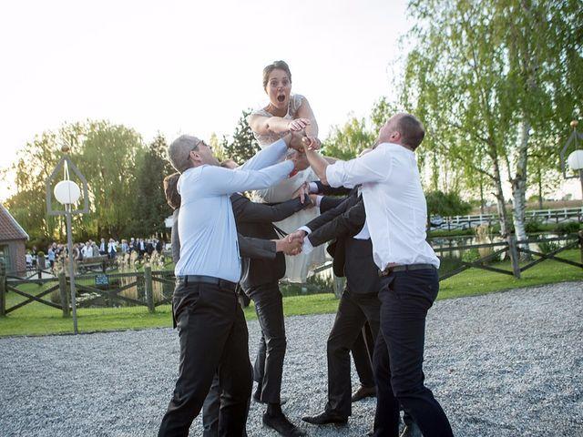 Le mariage de Quentin et Pauline à Pont-à-Marcq, Nord 14