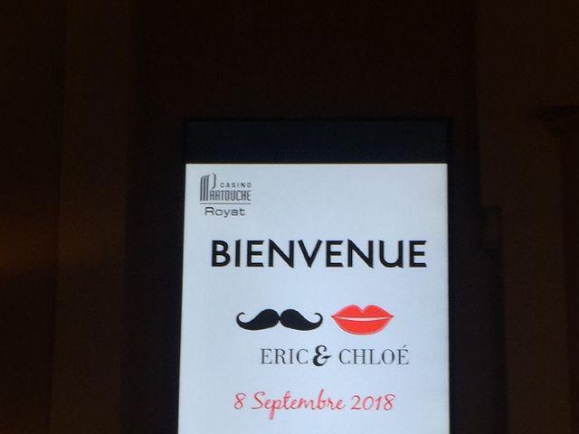 Le mariage de Eric  et Chloé à Royat, Puy-de-Dôme 4