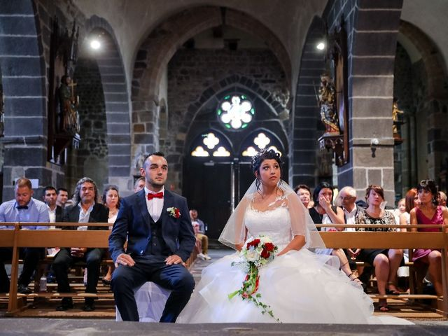 Le mariage de Eric  et Chloé à Royat, Puy-de-Dôme 13