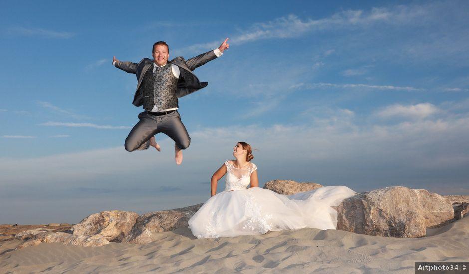 Le mariage de Grégoire et Marion à Aubais, Gard