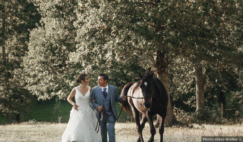 Le mariage de Thomas et Bérénice à Créon, Gironde