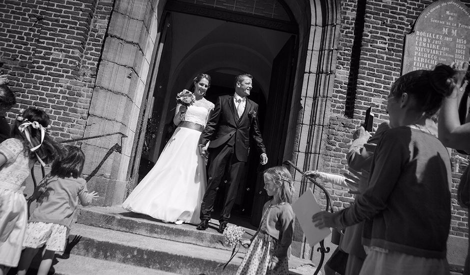 Le mariage de Quentin et Pauline à Pont-à-Marcq, Nord