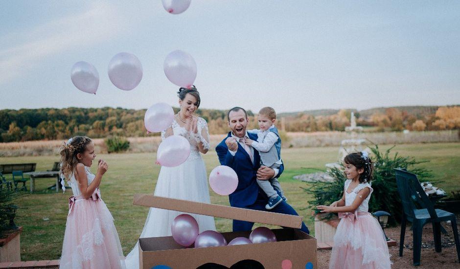 Le mariage de Anthony et Vanessa à Auneuil, Oise