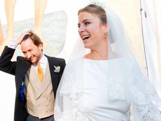 Le mariage de Katarina et Augustin
