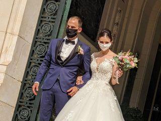 Le mariage de Coralie et Baudelot  2