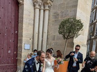 Le mariage de Coralie et Baudelot  3