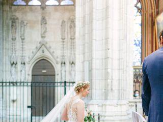 Le mariage de Eva et Daniel 1
