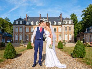 Le mariage de Gautier et Luba