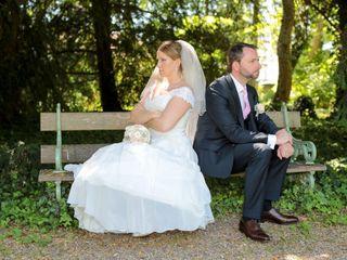 Le mariage de Kathia et Frédéric