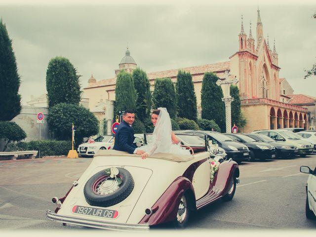Le mariage de Ludovic et Stéphanie à Nice, Alpes-Maritimes 247