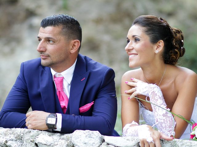Le mariage de Ludovic et Stéphanie à Nice, Alpes-Maritimes 380