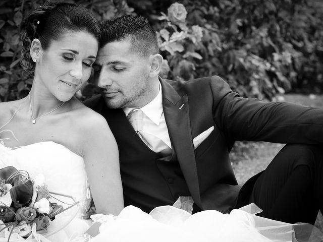 Le mariage de Stéphanie et Ludovic