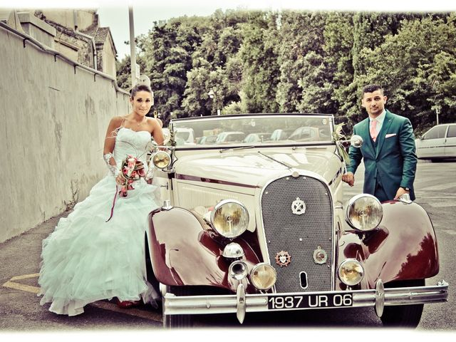 Le mariage de Ludovic et Stéphanie à Nice, Alpes-Maritimes 441
