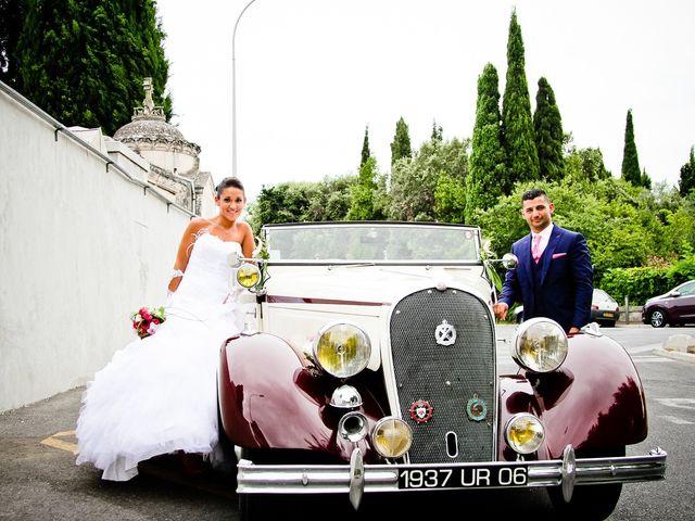 Le mariage de Ludovic et Stéphanie à Nice, Alpes-Maritimes 446