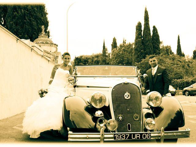 Le mariage de Ludovic et Stéphanie à Nice, Alpes-Maritimes 448