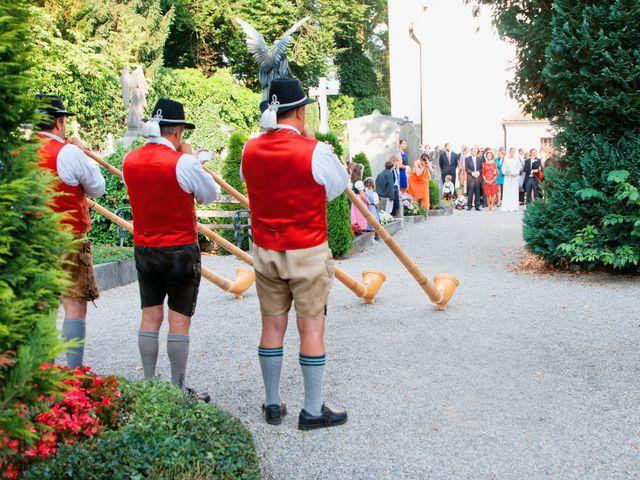Le mariage de Augustin et Katarina à Münchenbuchsee, Berne 31