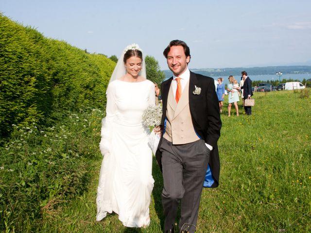 Le mariage de Augustin et Katarina à Münchenbuchsee, Berne 33