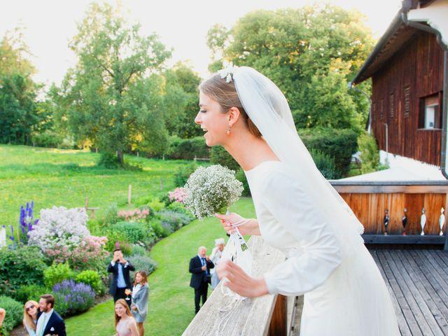 Le mariage de Augustin et Katarina à Münchenbuchsee, Berne 35