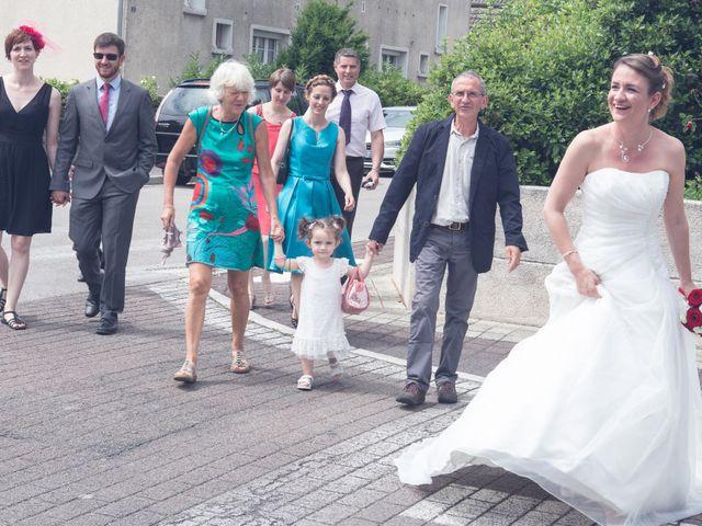 Le mariage de Mickaël et Marie-Charlotte à La Motte-Tilly, Aube 7