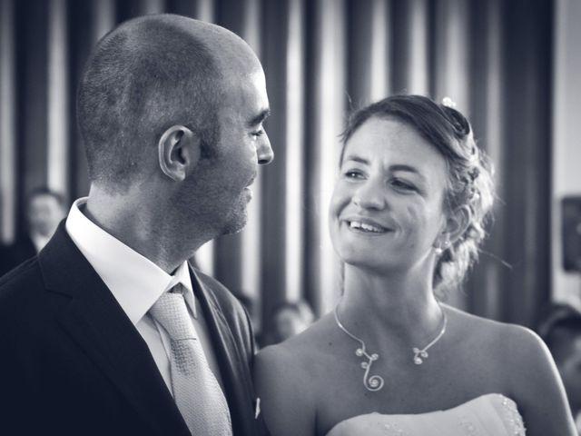 Le mariage de Mickaël et Marie-Charlotte à La Motte-Tilly, Aube 1