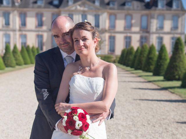 Le mariage de Mickaël et Marie-Charlotte à La Motte-Tilly, Aube 21
