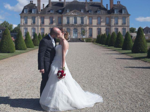 Le mariage de Mickaël et Marie-Charlotte à La Motte-Tilly, Aube 22