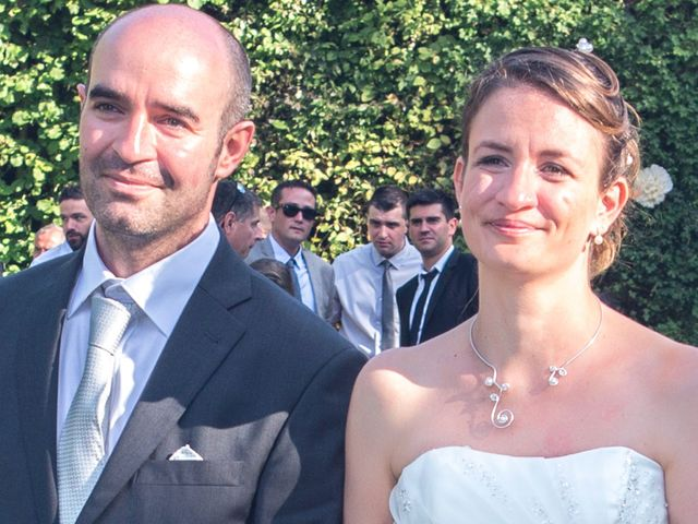 Le mariage de Mickaël et Marie-Charlotte à La Motte-Tilly, Aube 30