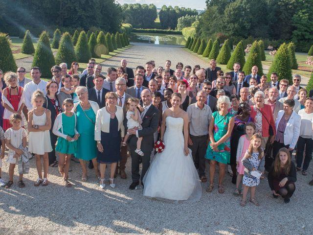 Le mariage de Mickaël et Marie-Charlotte à La Motte-Tilly, Aube 31