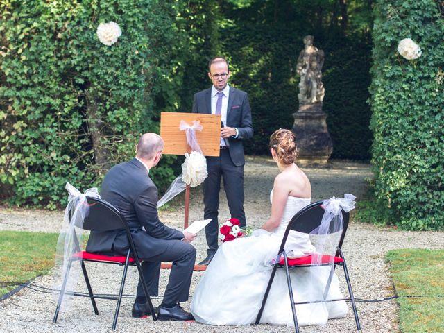 Le mariage de Mickaël et Marie-Charlotte à La Motte-Tilly, Aube 32
