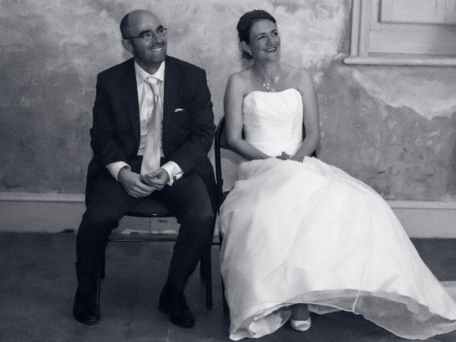 Le mariage de Mickaël et Marie-Charlotte à La Motte-Tilly, Aube 39