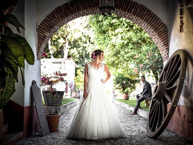 Le mariage de Manolo et Annie à Lambesc, Bouches-du-Rhône 8