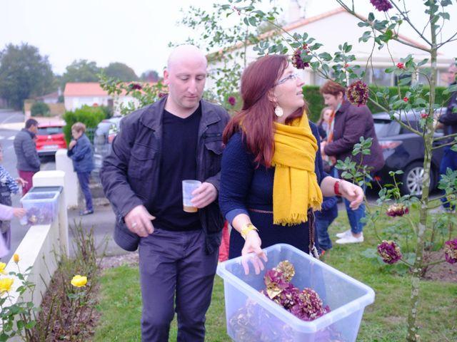 Le mariage de Damien et Sylvie à Beaulieu-sous-la-Roche, Vendée 2