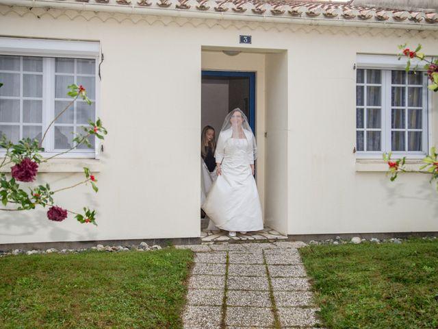 Le mariage de Damien et Sylvie à Beaulieu-sous-la-Roche, Vendée 7