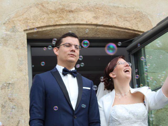 Le mariage de Damien et Sylvie à Beaulieu-sous-la-Roche, Vendée 11