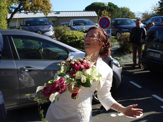Le mariage de Damien et Sylvie à Beaulieu-sous-la-Roche, Vendée 15