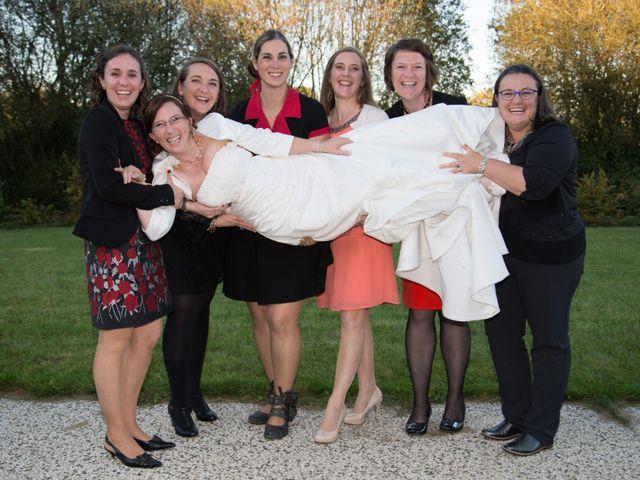 Le mariage de Damien et Sylvie à Beaulieu-sous-la-Roche, Vendée 35