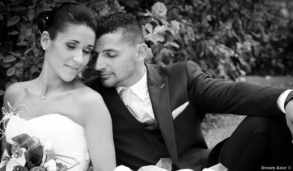 Le mariage de Ludovic et Stéphanie à Nice, Alpes-Maritimes