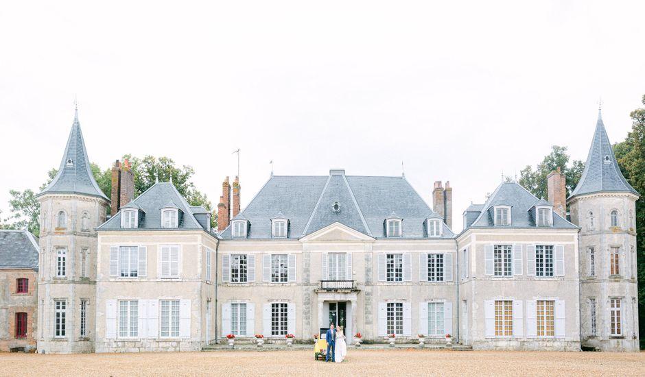 Le mariage de Daniel et Eva à Orléans, Loiret