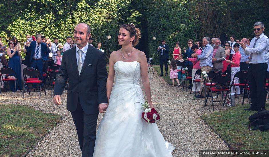 Le mariage de Mickaël et Marie-Charlotte à La Motte-Tilly, Aube