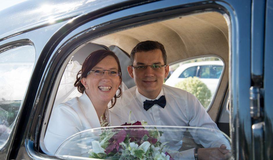 Le mariage de Damien et Sylvie à Beaulieu-sous-la-Roche, Vendée
