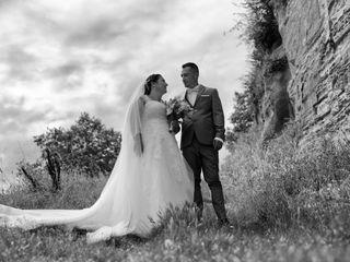 Le mariage de Laëtitia et John