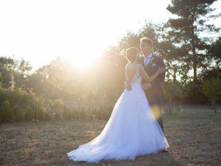Le mariage de Virginie et Julien