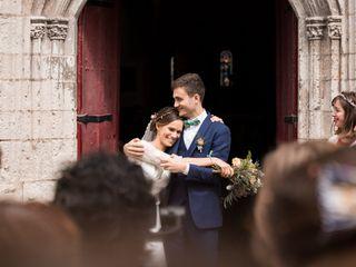Le mariage de Clotilde et Simon