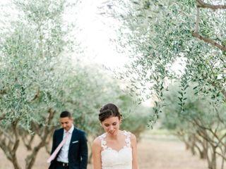 Le mariage de Yanis et Mélanie