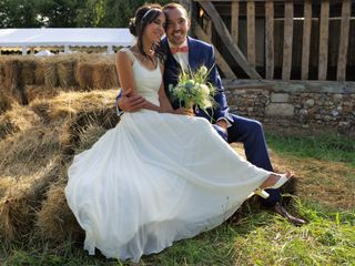 Le mariage de Sarah et Antoine